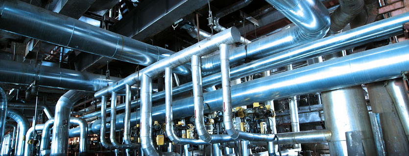 commercial water pipes