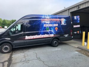 Fire Damage Restoration Company Rosman NC