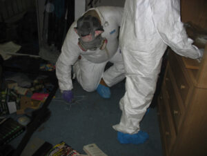 Crime Scene Cleanup Marion NC